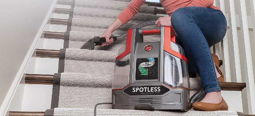 Best Carpet Cleaners for Stairs/Area Rugs/Upholstery
