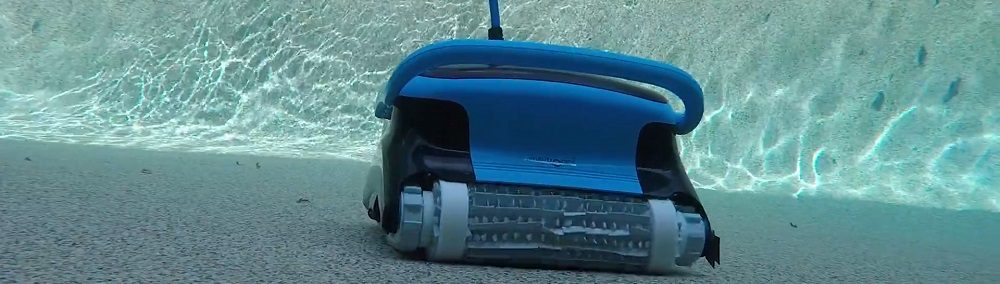 Above Ground Robotic Pool Cleaners