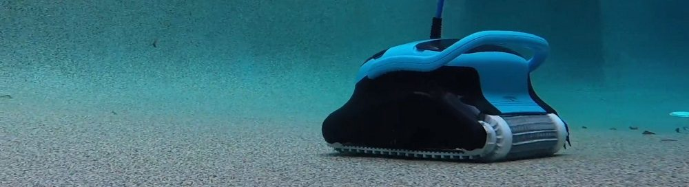 In Ground Robotic Pool Cleaners