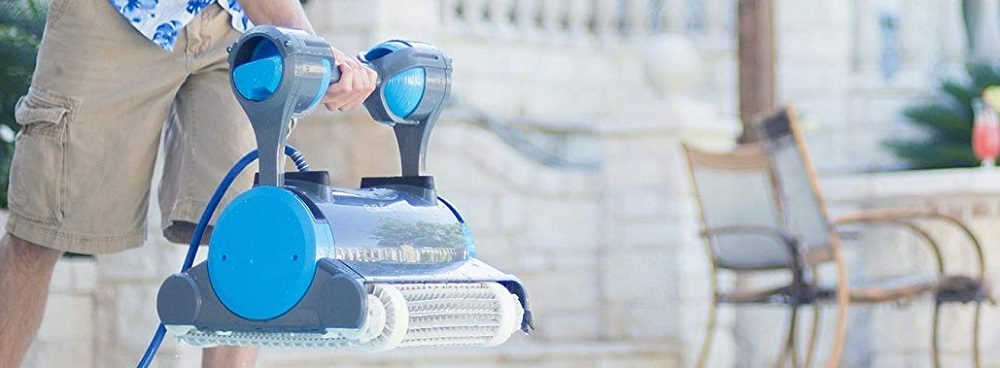 Best In Ground Robotic Pool Cleaners