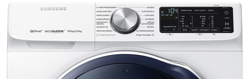 Apartment Washer-Dryer Combo
