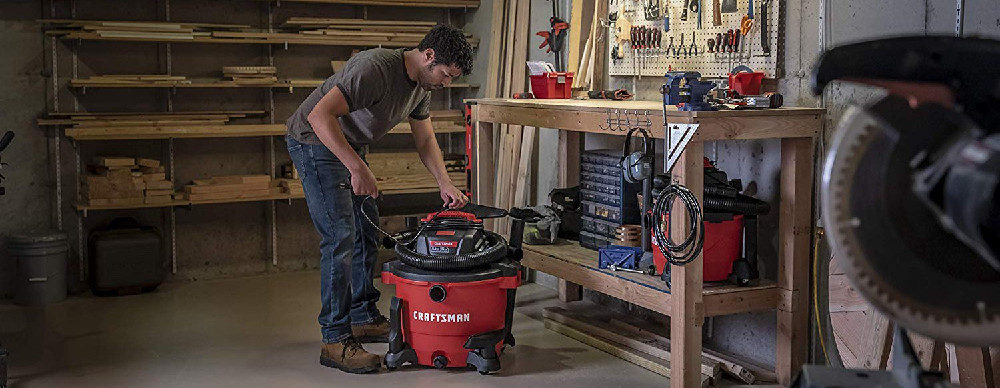 Best Wet and Dry Vacuums for Garage/Work Site/Car
