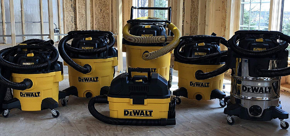 Best Work Site Wet and Dry Vacuums