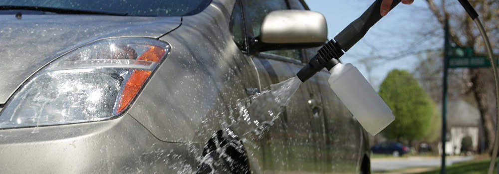 Best Electric Pressure Washers for the Car