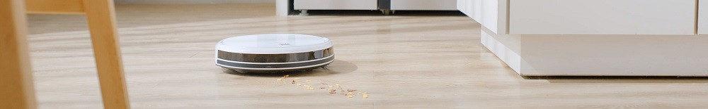 Ecovacs Deebot N79W+ Robotic Vacuum Cleaner