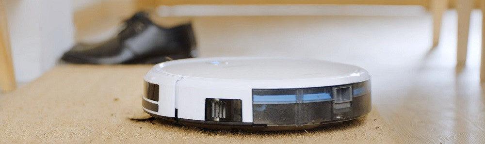 Ecovacs Deebot N79W+ Robotic Vacuum
