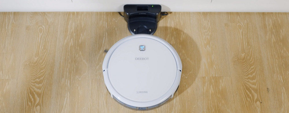 Ecovacs Deebot N79W+ Robotic Vacuum Cleaner Review