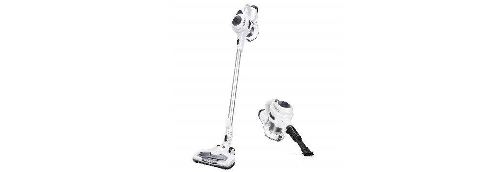 MOOSOO Cordless Vacuum Cleaner, 2 in 1 Stick Vacuum