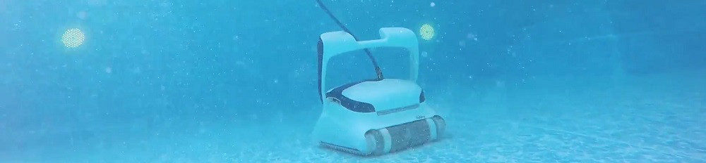 Dolphin Sigma Robotic Pool Cleaner Review