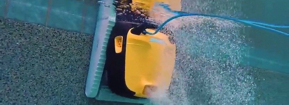 Dolphin Triton PS Robotic Pool Cleaner Review