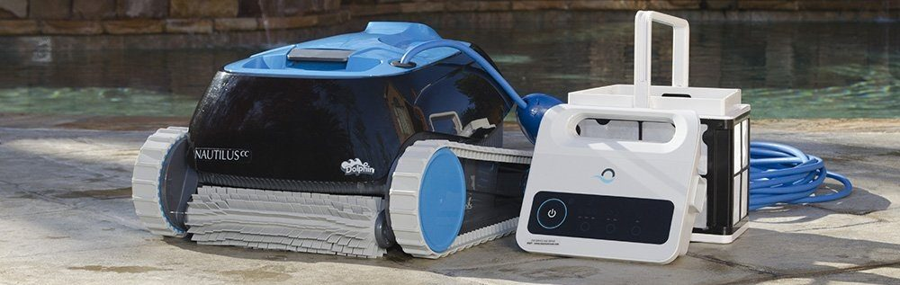 Dolphin Robot Pool Cleaners