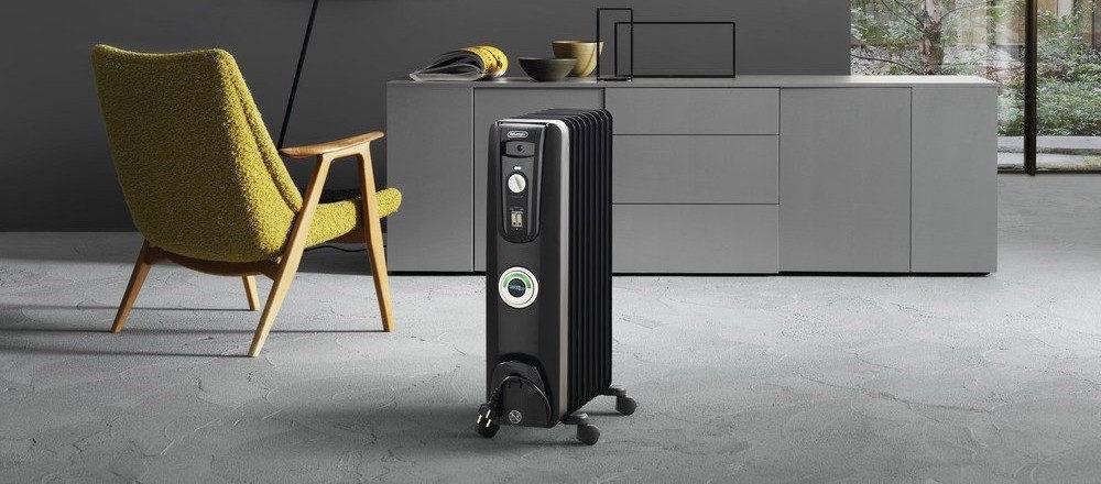 DeLonghi EW7707CB Comfort Temp Full Room Radiant Heater Review