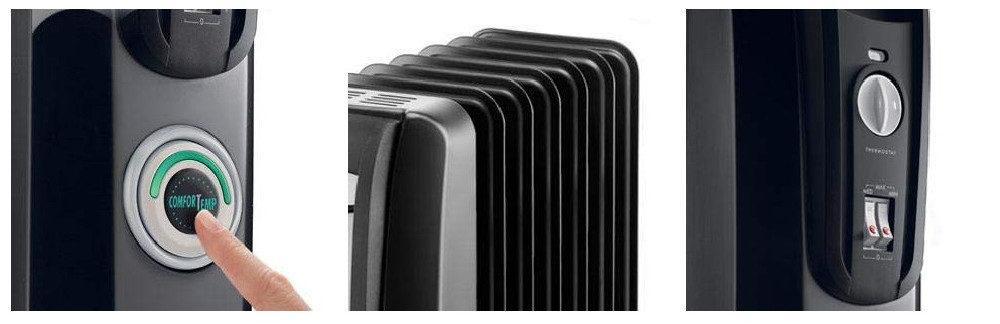 DeLonghi EW7707CB Radiant Heater Review