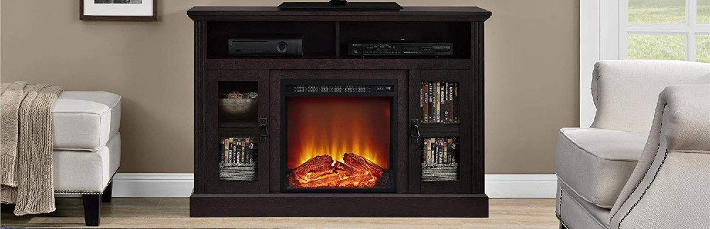 Lifesmart vs. Ameriwood Home Chicago Fireplace