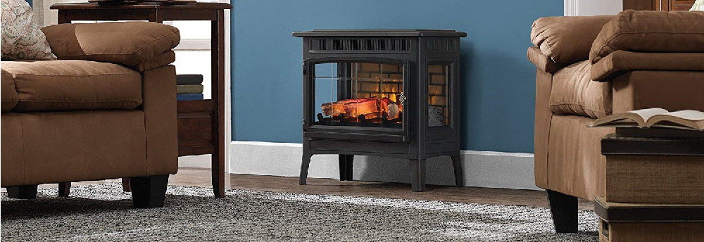 Lifesmart  vs. Duraflame Fireplace