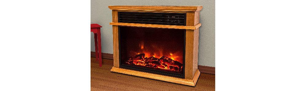 Lifesmart vs. Lifesmart Easy Fireplace
