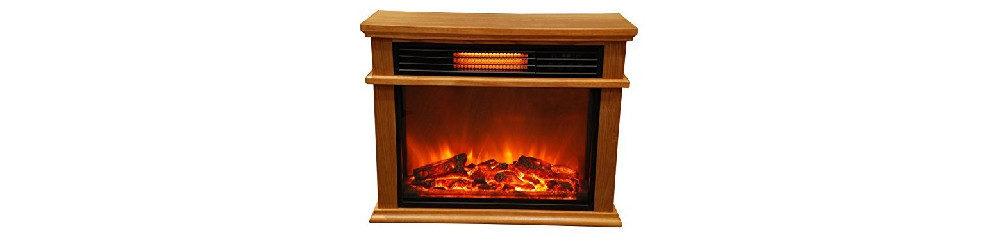 Lifesmart Easy Fireplace