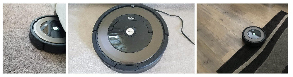 Roomba 891 Robotic Vacuum Cleaner Review