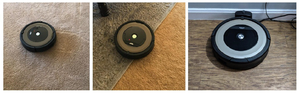 iRobot Roomba 891 Robotic Vacuum Cleaner