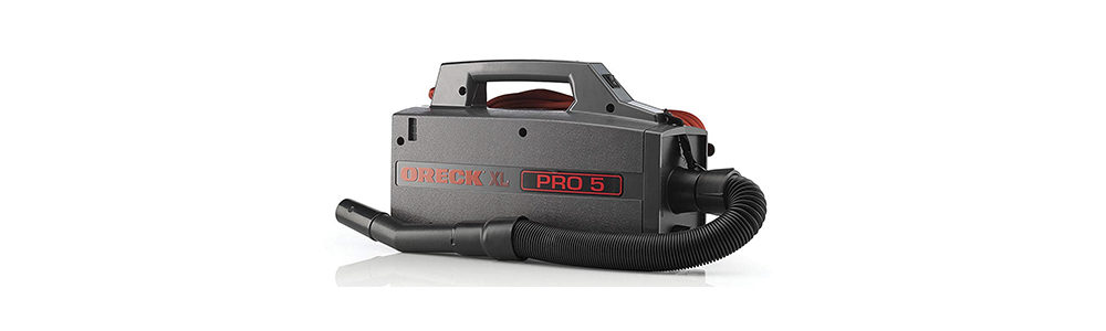 Oreck Commercial BB900DGR XL Pro 5 Canister Vacuum Review
