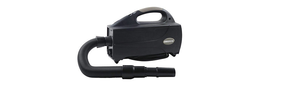 Oreck BB1200 Compact Canister Vacuum Cleaner Review