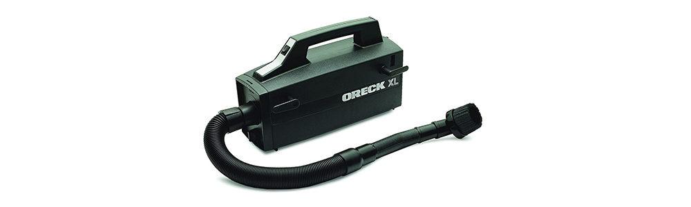 Oreck Super Deluxe Handheld Vacuum Cleaner Review