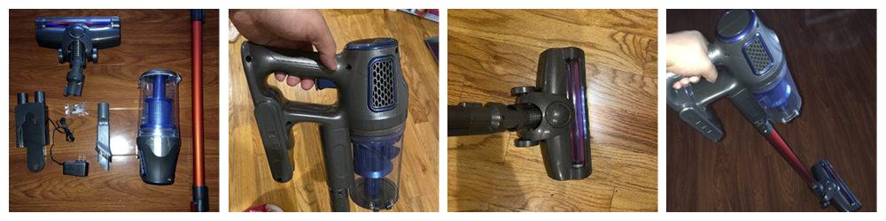 iwoly i9 Stick Vacuum