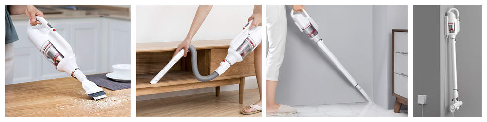 PUPPYOO T10Home Cordless Stick Vacuum Review
