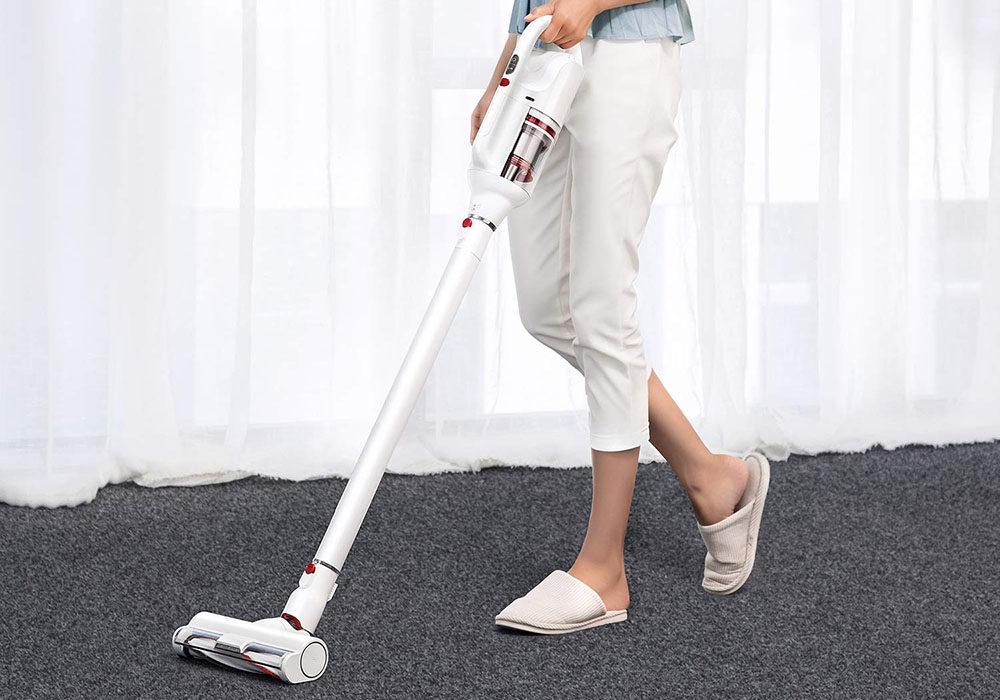 PUPPYOO T10Home Cordless Stick Vacuum