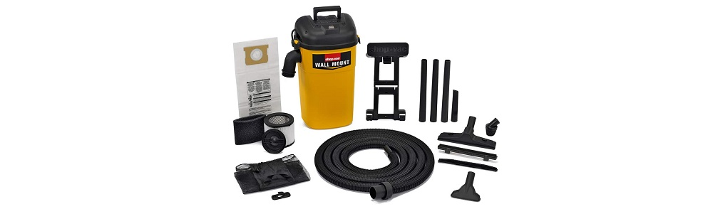 Shop-Vac 3942300 Wall Mount Wet/Dry Vacuum Cleaner Review