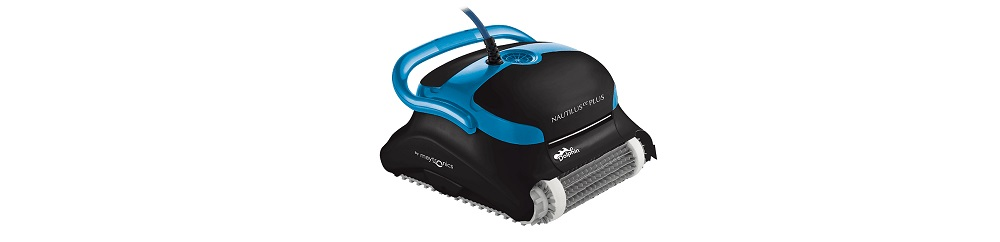 Dolphin Nautilus CC Plus Automatic Pool Cleaner Review