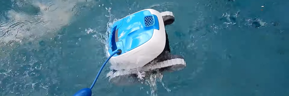 Dolphin Proteus DX3 Robotic Pool Cleaner