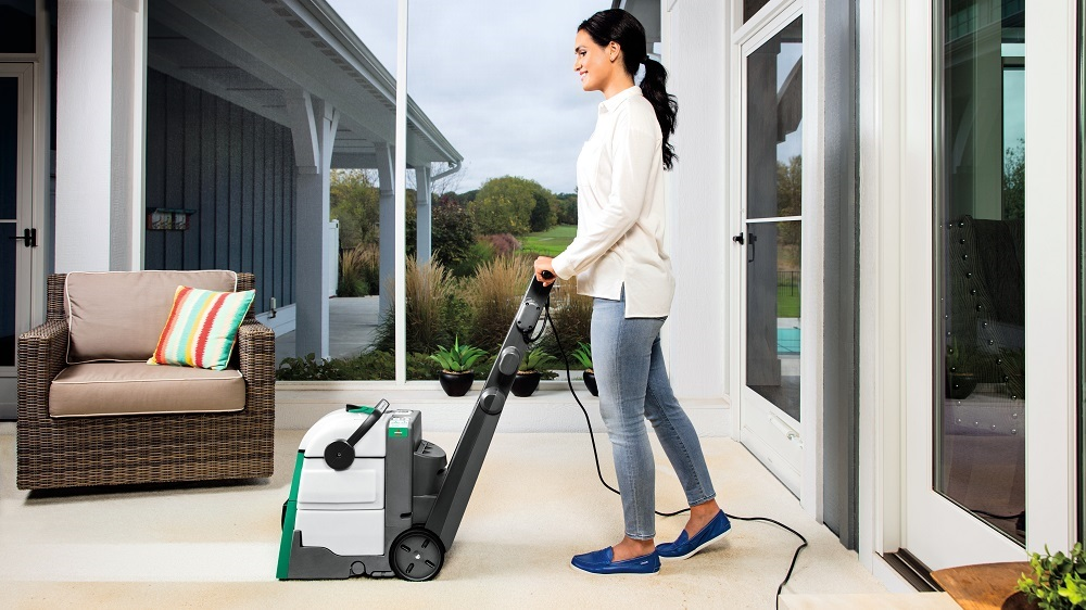 BISSELL Big Green Carpet Cleaner 86T3