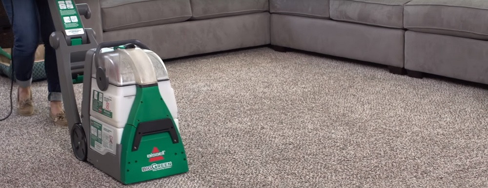 BISSELL 86T3 Big Green Carpet Cleaner Machine