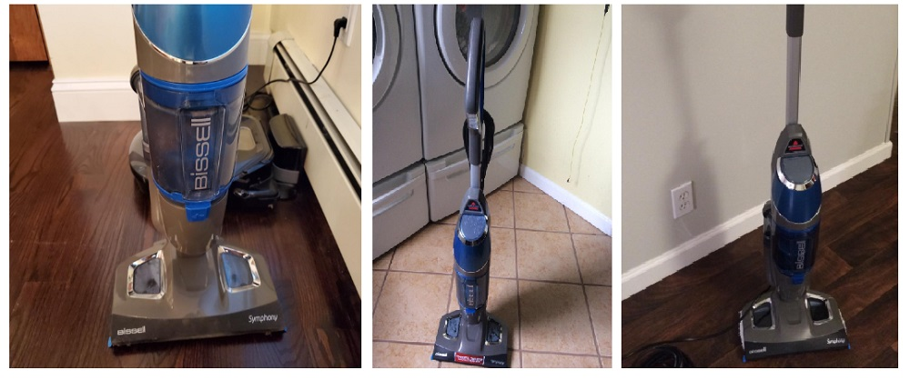 Bissell Symphony Steam Mop