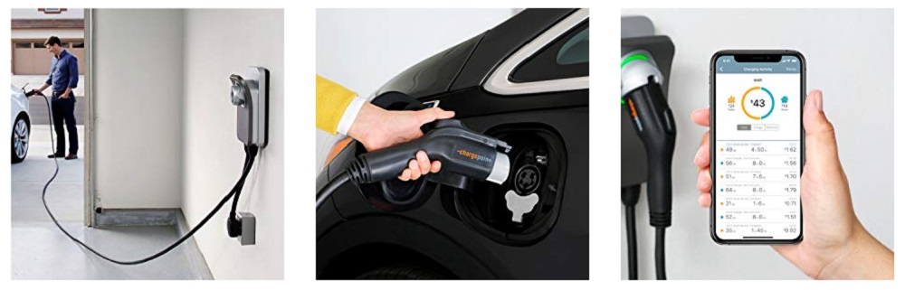 ChargePoint Home Flex Electric Vehicle (EV) Charger Review