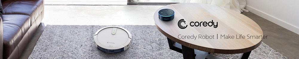 Coredy D400 Robot Vacuum