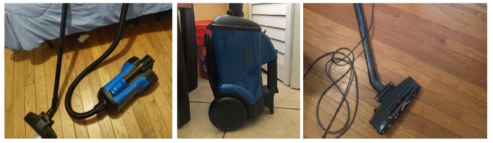 Eureka 3670h Canister Vacuum