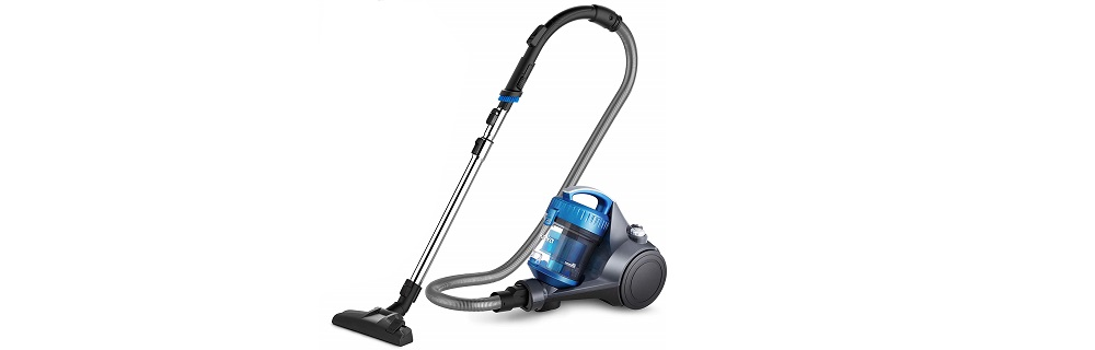 Eureka Whirlwind Bagless Canister Vacuum NEN110A Review