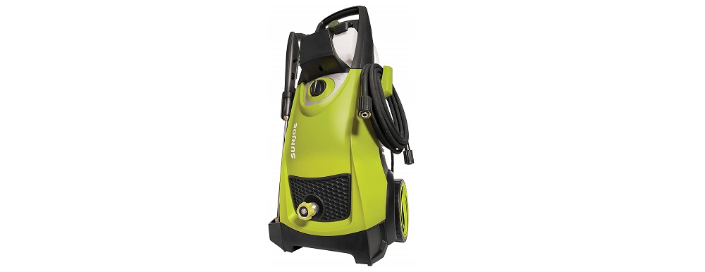 Sun Joe SPX3000 Electric Pressure Washer Review