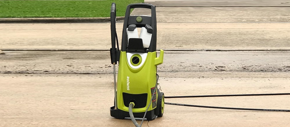 Sun Joe Spx3000 Electric Pressure Washer Review