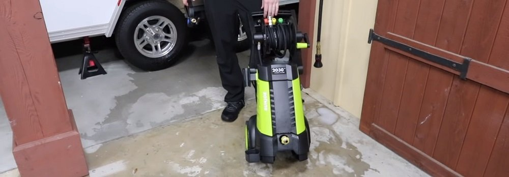 Sun Joe SPX3001 2030 PSI Electric Pressure Washer