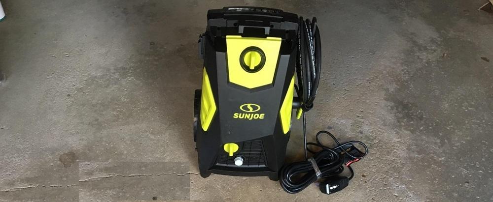 Sun Joe SPX3500 2300 Max PSI Electric Pressure Washer