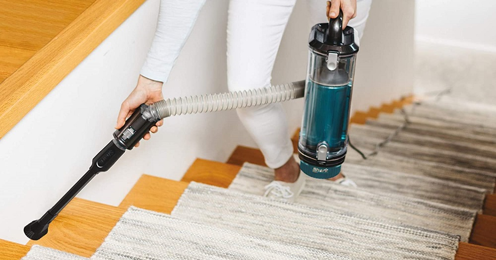 Shark LZ601 APEX Upright Vacuum