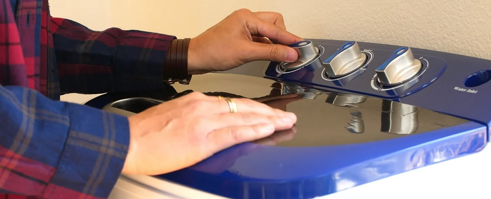 The Advantages of Portable Washing Machines