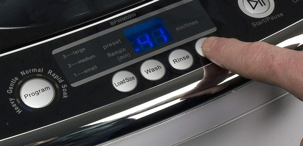 Advantages of Portable Washers