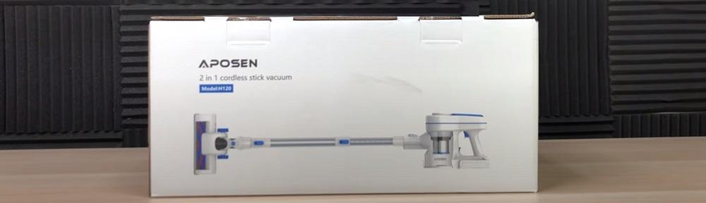 APOSEN Cordless Stick Vacuum Cleaner Review