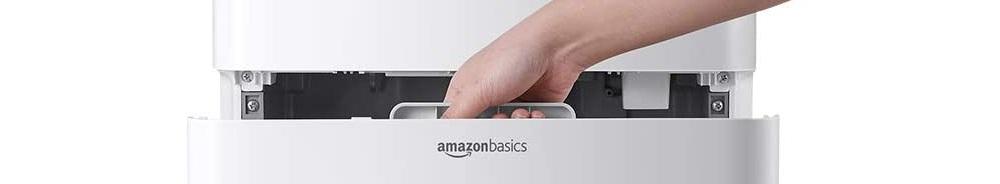 AmazonBasics 50-Pint Dehumidifier Review