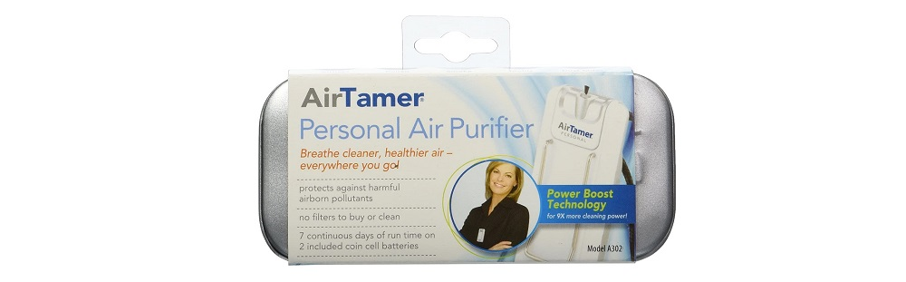 Air Tamer A302- World's Best Portable Air Purifier