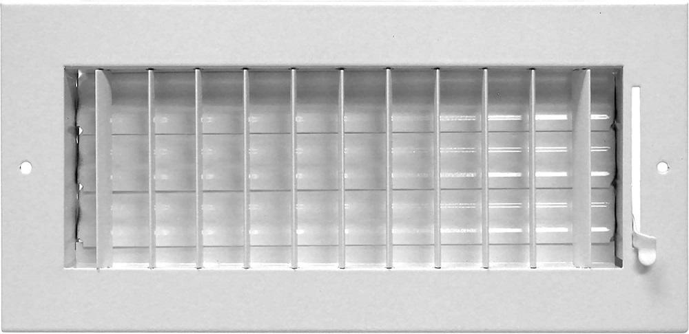 Accord ABSWWHA126 Sidewall Ceiling Register